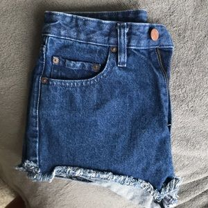 NWOT Urban Outfitters cut offs - 26